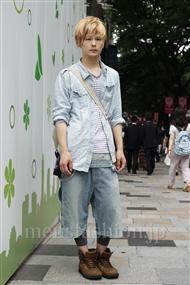 ファッションコーディネート原宿・表参道 2011年06月 ちゅんさん