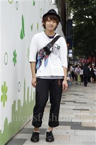 ファッションコーディネート原宿・表参道 2011年06月 寺村優太さん