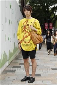 ファッションコーディネート原宿・表参道 2011年06月 やまざき ひろさん
