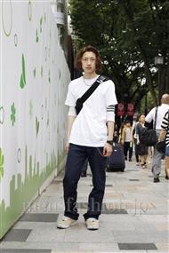 ファッションコーディネート原宿・表参道 2011年06月 SOEさん