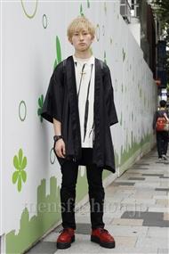 ファッションコーディネート原宿・表参道 2011年06月 松金祐太さん