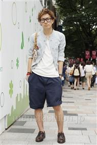 ファッションコーディネート原宿・表参道 2011年06月 ながしさん