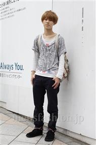 ファッションコーディネート原宿・表参道 2011年06月 畔柳和浩さん