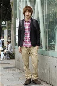 ファッションコーディネート原宿・表参道 2011年06月 イマイ リョウスケさん