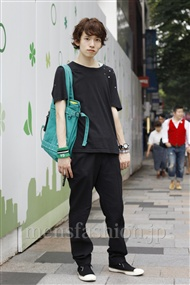 ファッションコーディネート原宿・表参道 2011年06月 浦辻大奨さん