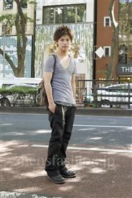 ファッションコーディネート原宿・表参道 2011年07月 小西拓洋さん