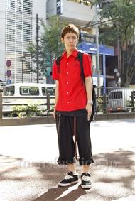 ファッションコーディネート原宿・表参道 2011年07月 加藤聖也さん