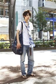 ファッションコーディネート原宿・表参道 2011年07月 のすけさん