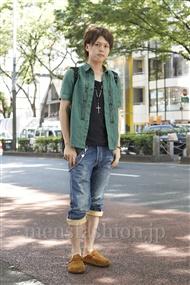 ファッションコーディネート原宿・表参道 2011年07月 宮岡ハルさん