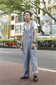 ファッションコーディネート原宿・表参道 2011年07月 カワイコウジさん