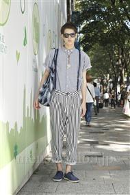 ファッションコーディネート原宿・表参道 2011年07月 ぱんくんさん
