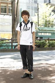 ファッションコーディネート原宿・表参道 2011年07月 寺村優太さん