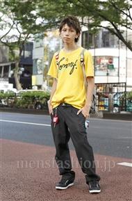 ファッションコーディネート原宿・表参道 2011年08月 花井 陽さん