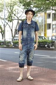 ファッションコーディネート原宿・表参道 2011年08月 宮岡ハルさん