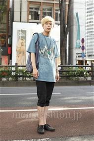 ファッションコーディネート原宿・表参道 2011年08月 たくみそさん