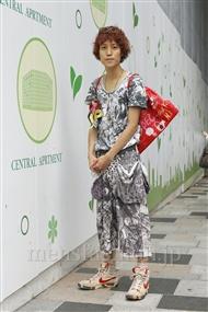 ファッションコーディネート原宿・表参道 2011年08月 カガラシュンさん