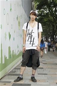 ファッションコーディネート原宿・表参道 2011年08月 BAZOO2さん