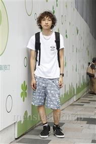 ファッションコーディネート原宿・表参道 2011年08月 SOEさん