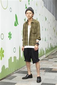 ファッションコーディネート原宿・表参道 2011年08月 カワイコウジさん