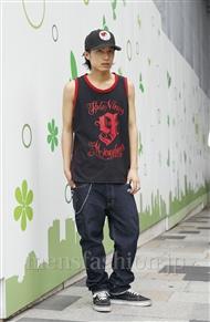 ファッションコーディネート原宿・表参道 2011年08月 大谷眞慶さん