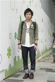 ファッションコーディネート原宿・表参道 2011年09月 tarawoさん