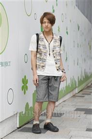 ファッションコーディネート原宿・表参道 2011年09月 まっさ☆さん