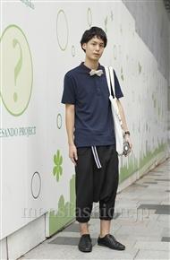 ファッションコーディネート原宿・表参道 2011年09月 池田 優さん