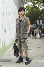 ファッションコーディネート原宿・表参道 2011年09月 AIJIさん