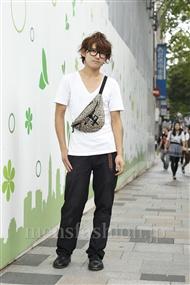 ファッションコーディネート原宿・表参道 2011年09月 寺村優太さん