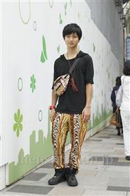 ファッションコーディネート原宿・表参道 2011年09月 Kazuyaさん