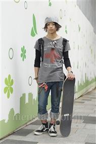 ファッションコーディネート原宿・表参道 2011年09月 佐藤貴龍さん