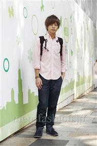 ファッションコーディネート原宿・表参道 2011年09月 上野宏隆さん