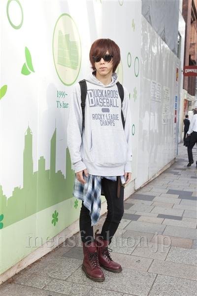 ファッションコーディネート \u003c 原宿・表参道(2011年10月)