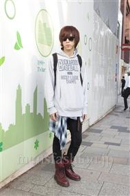 ファッションコーディネート原宿・表参道 2011年10月 MAKOPIN69さん