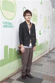 ファッションコーディネート原宿・表参道 2011年10月 西井宏知さん