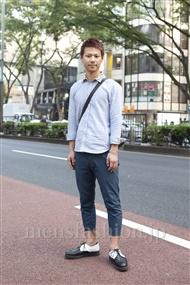 ファッションコーディネート原宿・表参道 2011年10月 米野洋平さん