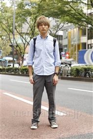 ファッションコーディネート原宿・表参道 2011年10月 小林飛貴さん