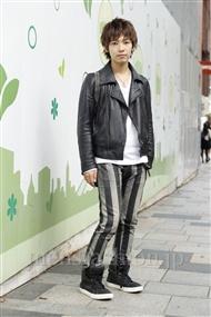 ファッションコーディネート原宿・表参道 2011年10月 入江 誠さん