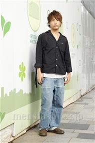 ファッションコーディネート原宿・表参道 2011年10月 山口和晃さん