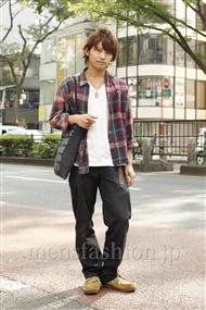 ファッションコーディネート原宿・表参道 2011年10月 寺村優太さん