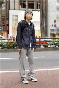 ファッションコーディネート原宿・表参道 2011年10月 SOE さん