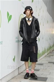ファッションコーディネート原宿・表参道 2011年11月 Makopin69さん