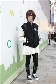 ファッションコーディネート原宿・表参道 2011年12月 Makopin69さん