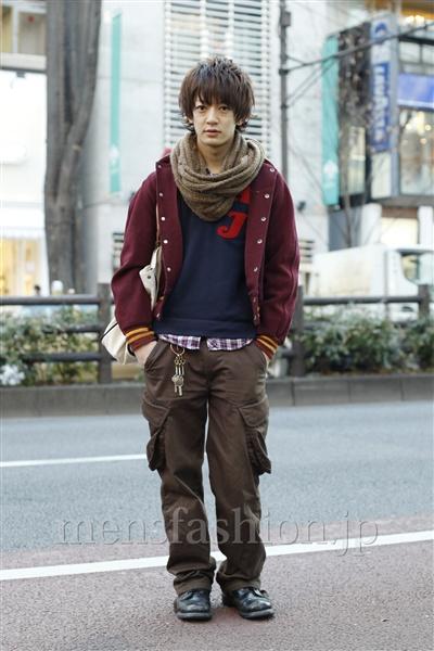 ファッションコーディネート \u003c 原宿・表参道(2012年01月)