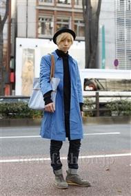 ファッションコーディネート原宿・表参道 2012年01月 りょうさん