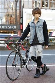 ファッションコーディネート原宿・表参道 2012年01月 だいキングさん