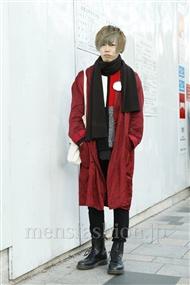 ファッションコーディネート原宿・表参道 2012年01月 関 佳祐さん