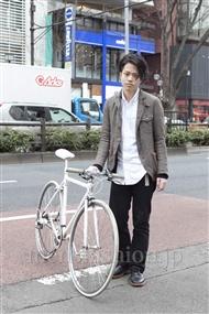 ファッションコーディネート原宿・表参道 2012年02月 増渕雄一さん
