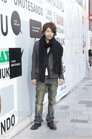 ファッションコーディネート原宿・表参道 2012年02月 今井陽介さん
