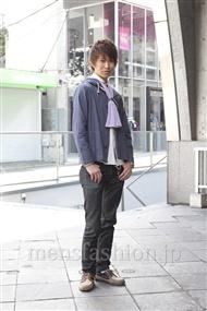 ファッションコーディネート原宿・表参道 2012年03月 やじさん